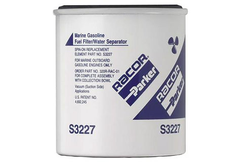 S3227 Gasoline Spin-On Filter