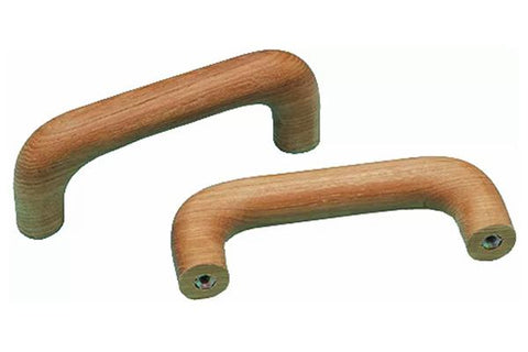 Teak Handle Drawer Pull