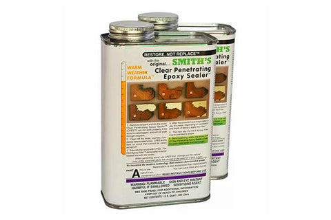 Smith's Clear Penetrating Epoxy