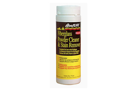 Fiberglass Powder Cleaner/Stain Remover