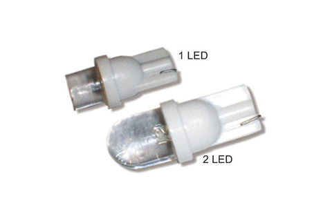 12V 20MA LED Wedge Base Bulb