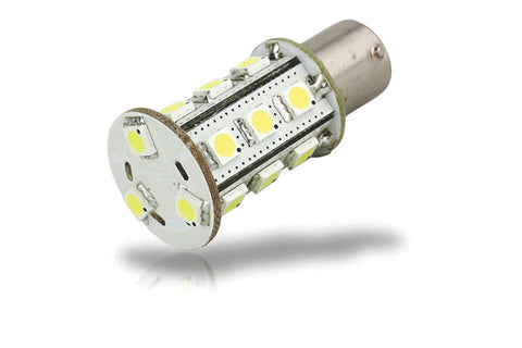 18 LED Single Contact Bayonet 15 Bulb