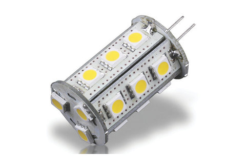 18 LED G-4 Bulb - Back Pin