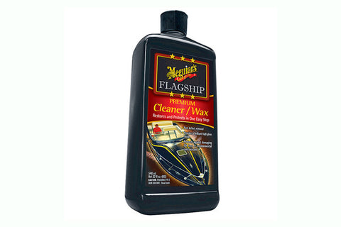 Flagship Premium Cleaner Wax