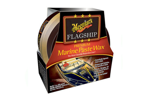 Flagship Premium Marine Paste Wax
