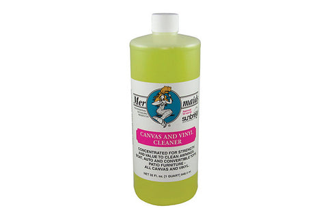 MerMaid Canvas & Vinyl Cleaner
