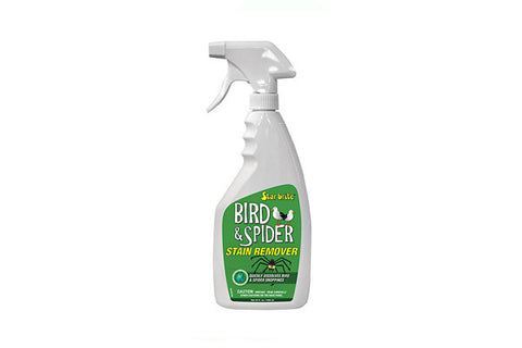 Bird and Spider Stain Remover
