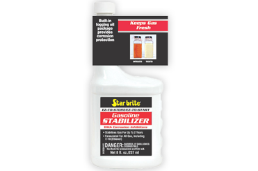 EZ-To-Store EZ-To-Start Gasoline Additive/Stabilizer (16 oz.)