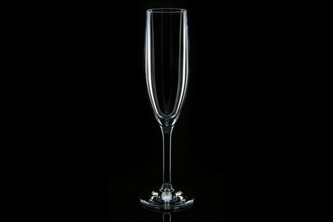 Strahl polycarbonate 5.5 ounce champagne flute (Color: Clear)