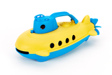 Green Toys Submarine (Color: yellow & blue) (Side View)