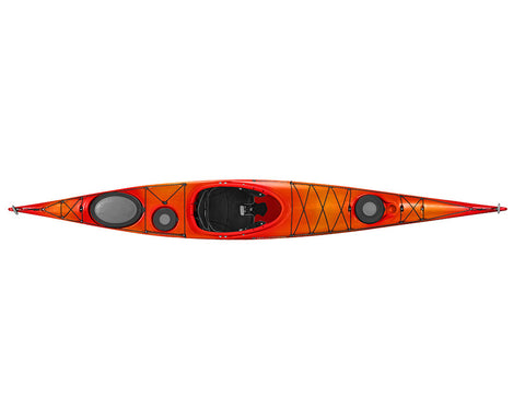 Wilderness Systems Zephyr 155 Kayak