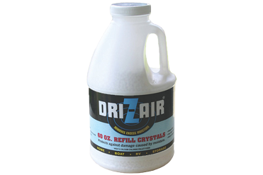 Dri-Z-Air Chemical De-Humidifier Refill Crystals (60oz)