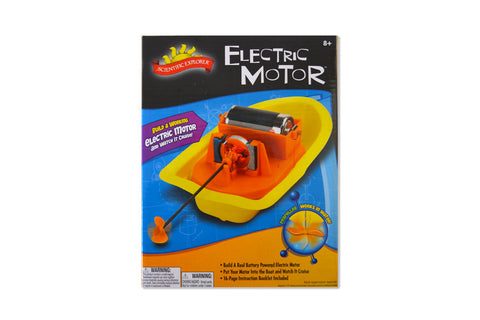 Electric Motor Boat Kit