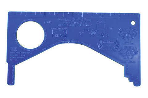 Crab and Clam Gauge