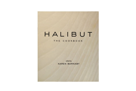 Halibut Cookbook