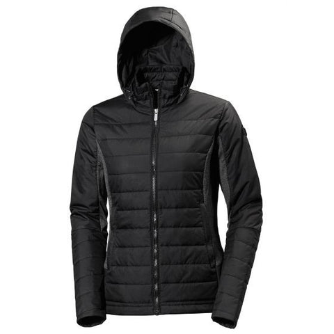 W ASTRA HOODED JACKET