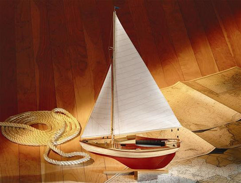 John Alden Sloop Boat Model Kit