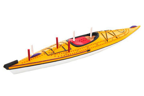 Outside Inside Gifts - Kayak Cribbage Board