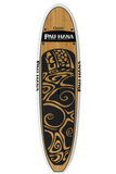 Pau Hana Surf Supply - Oahu Stand Up Paddle Board (in WHITE) (Front View)