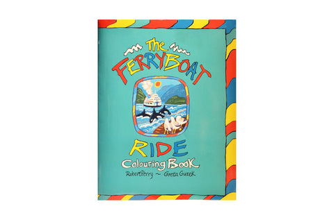 The Ferryboat Ride Coloring Book