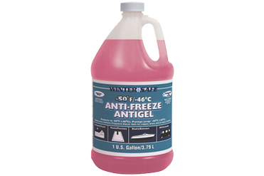 StarBrite Winter Safe -50 RV Pink Anti-Freeze Antigel (1 Gallon)
