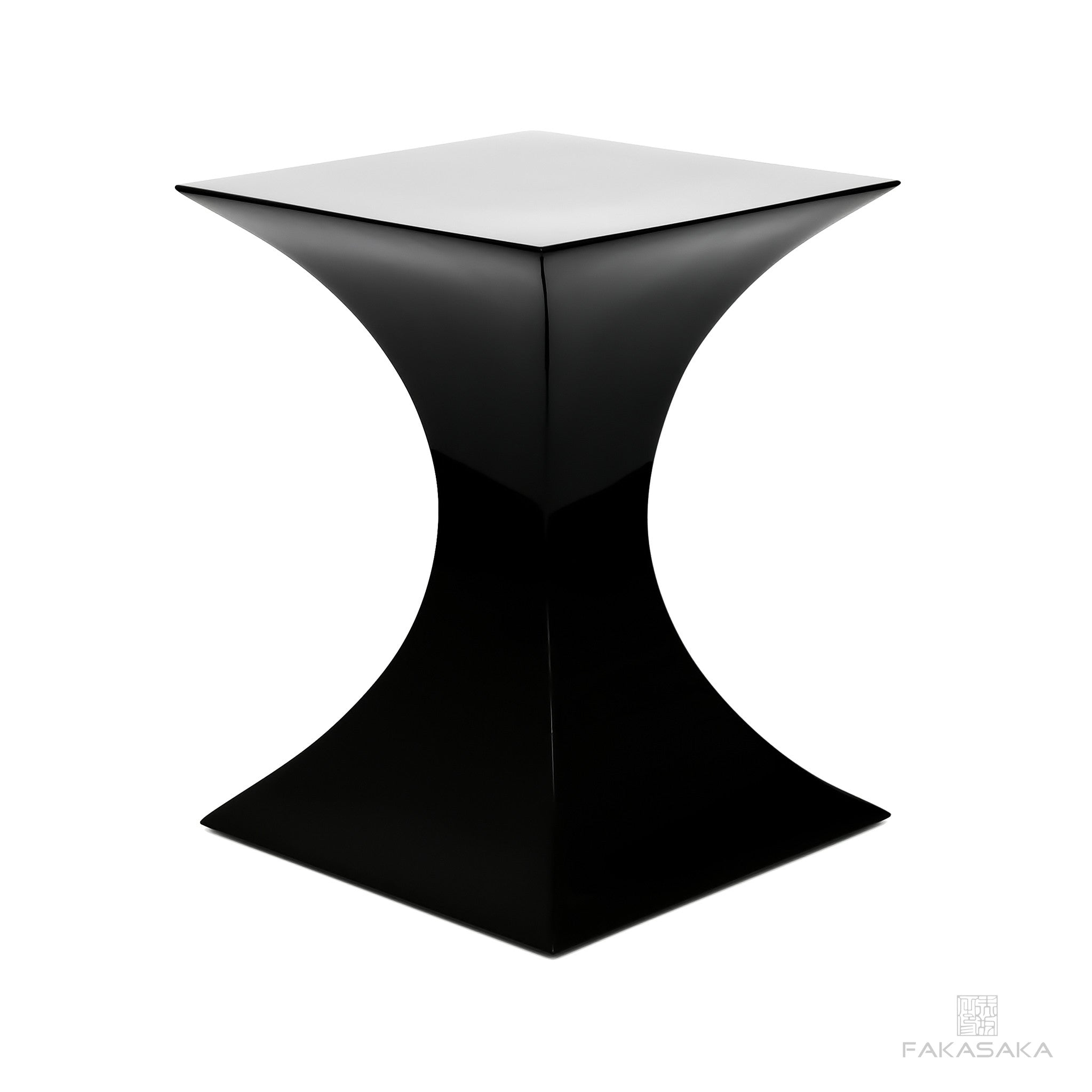 FA7 stool / side table (lacquer)