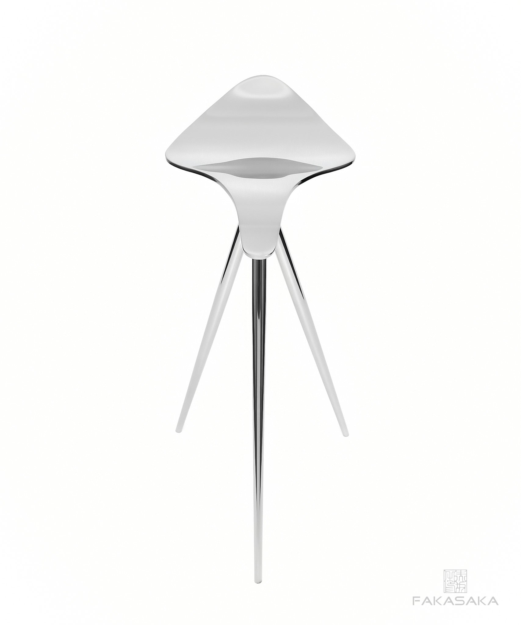 FA3 STOOL<br><br>STAINLESS STEEL