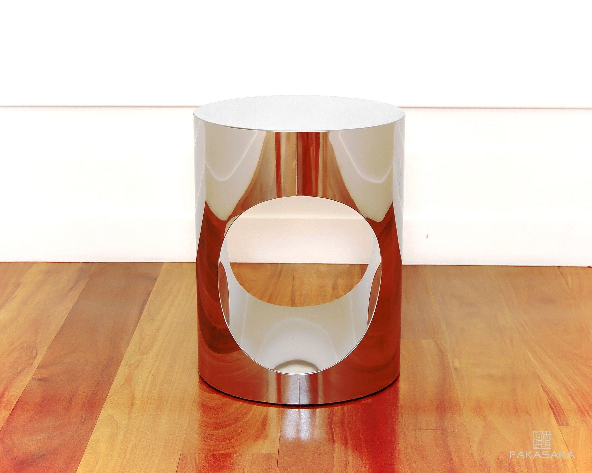 FA4 stool / side table (steel)