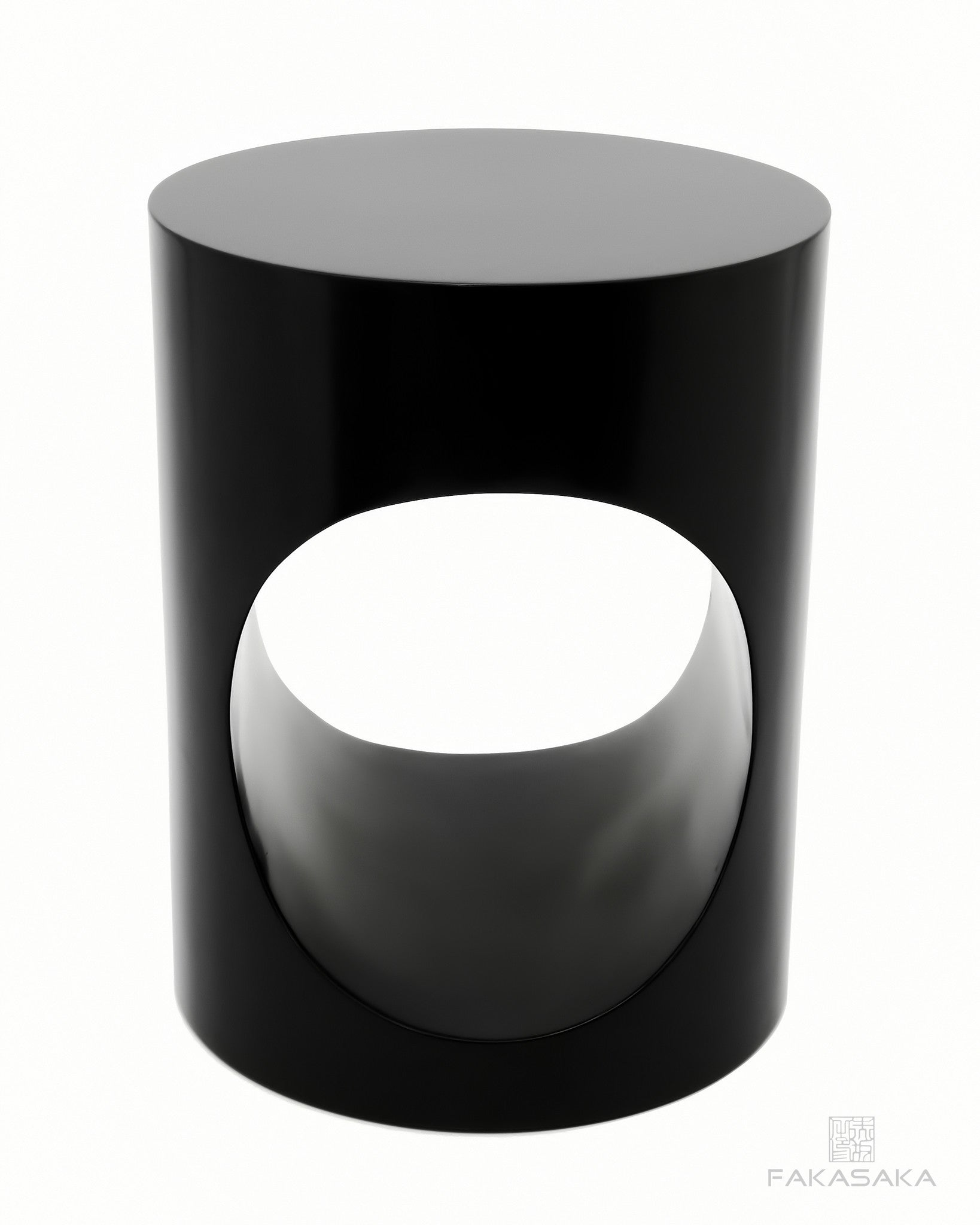 FA4 stool / side table (lacquer)