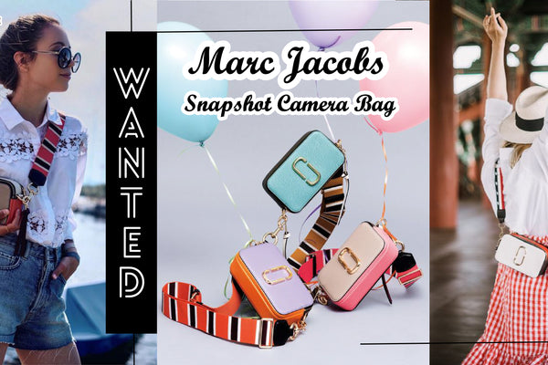 |WANTED|-Marc Jacobs Snapshot Camera Bag-