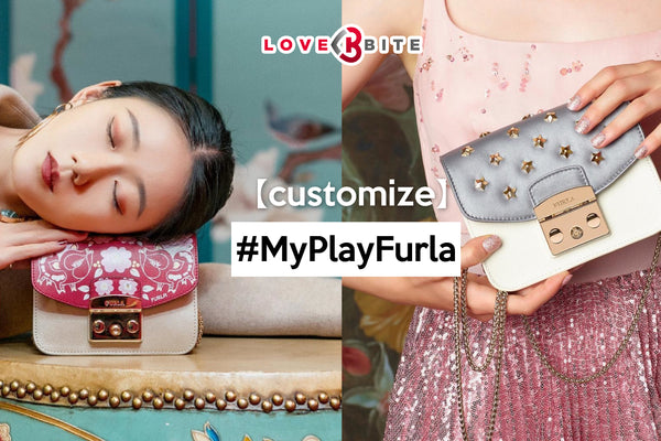 【customize】#MyPlayFurla