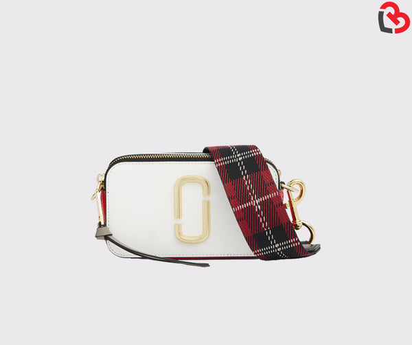 Marc Jacobs Porcelain Multi Snapshot Small Camera Bag