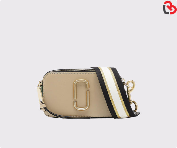 Marc Jacobs Sandcastle Multi Snapshot Small Camera Bag
