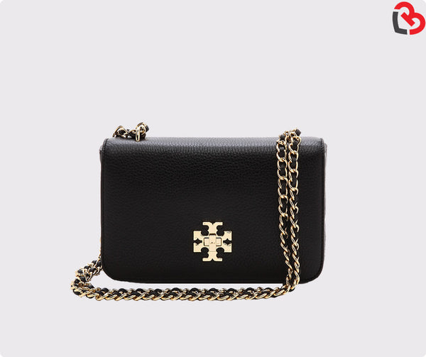 Tory Burch Mercer Adjustable Shoulder Bag Black