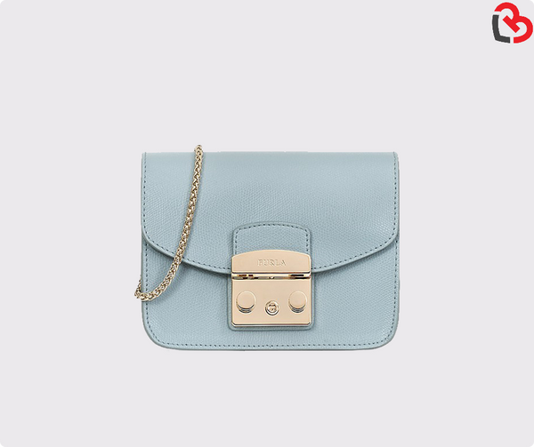 Furla Tempesta Metropolis Mini Crossbody Bag