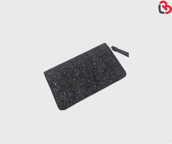 Kate Spade Small Multifunctional Wristlet Odette Glitter Black