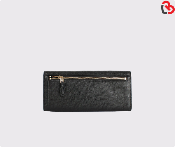 Coach Soft Wallet In Crossgrain Leather (F59949)