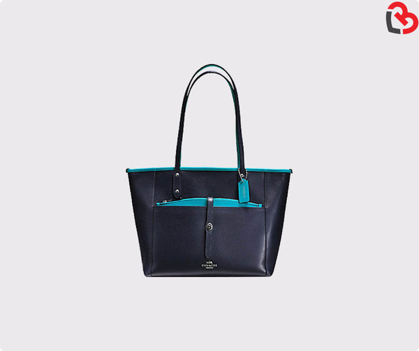 Coach City Tote With Pouch (F55469)