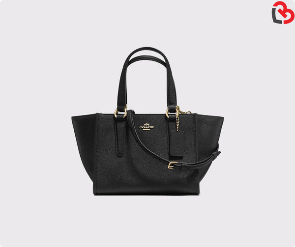 Coach Crosby Carryall 21 In Crossgrain Leather(F11925)