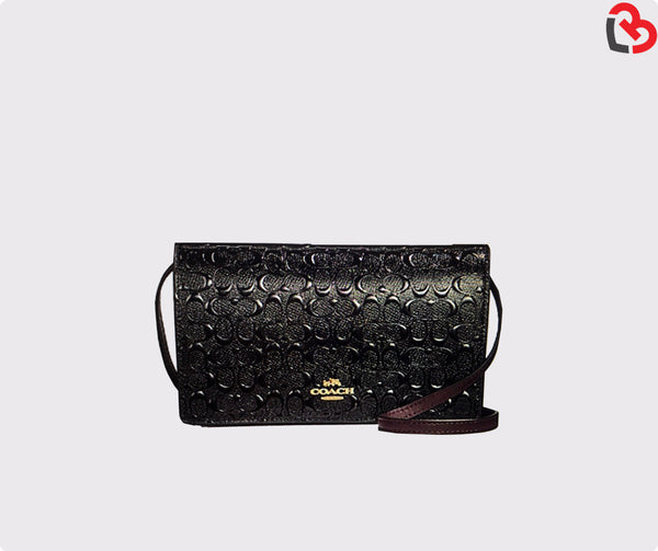 Coach Foldover Crossbody Clutch (F15620)