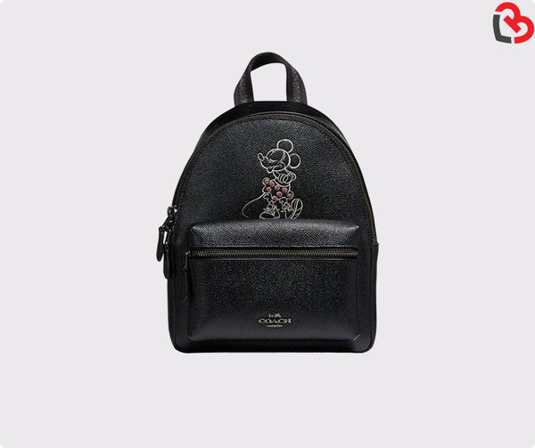 Coach Disney X Minnie Mouse Charles Backpack Limited Edition