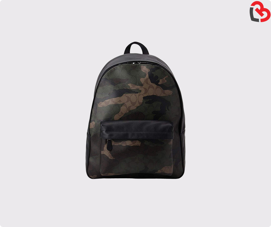 a5d191cd1 Coach Charles Backpack In Animated Signature Camo Print | Lovebite MY