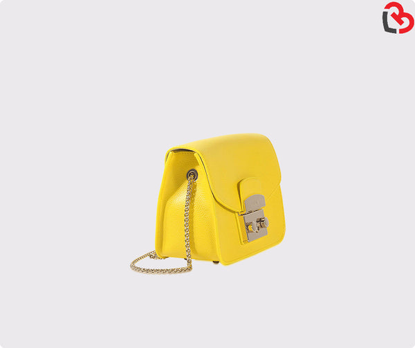 Furla Yolk Metropolis Mini Crossbody Bag
