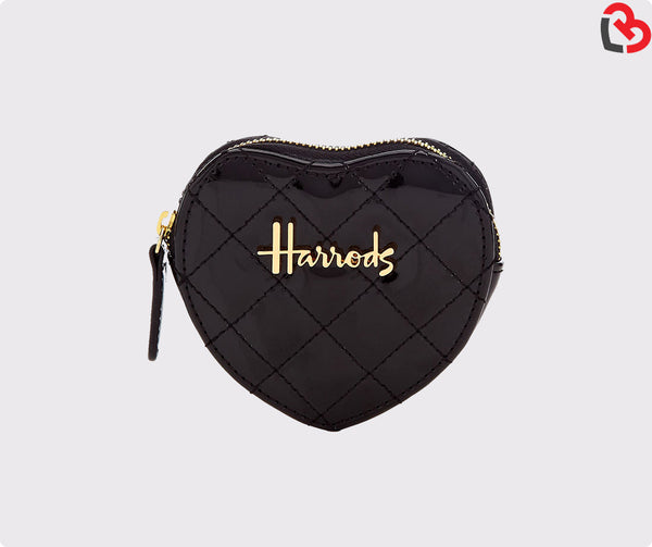 Horrods Christie Heart Purse