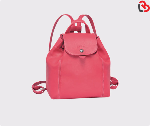 LONGCHAMP Le Pliage Cuir Backpack Xs