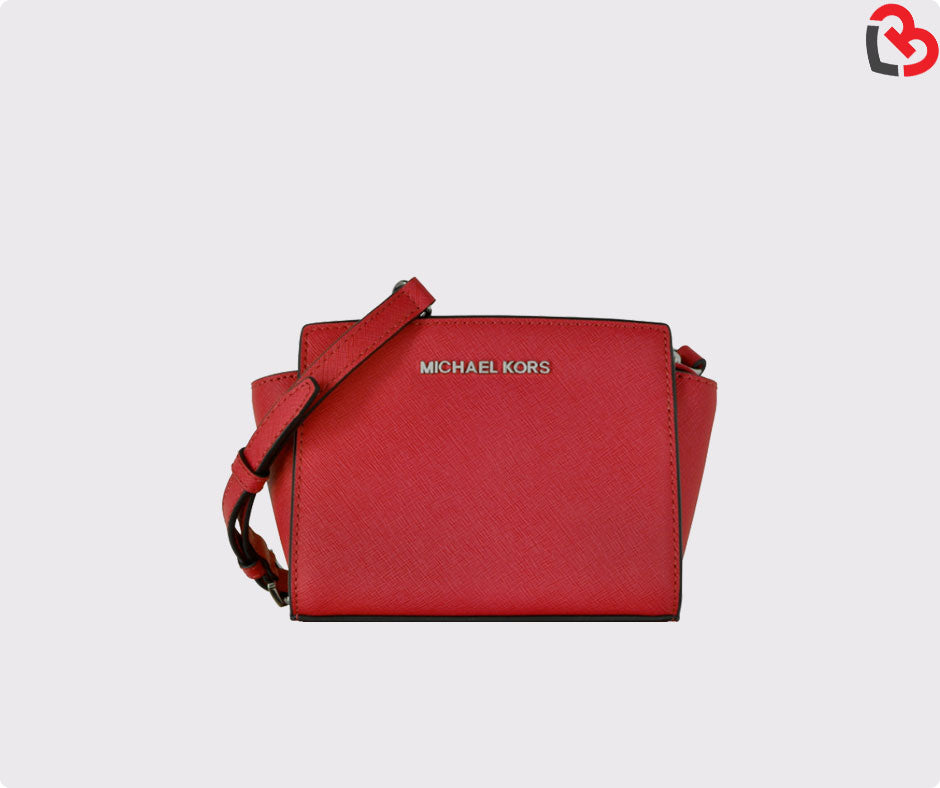 2e8a68ac9b2345 Michael Kors Selma Mini Messenger Bag | Lovebite MY