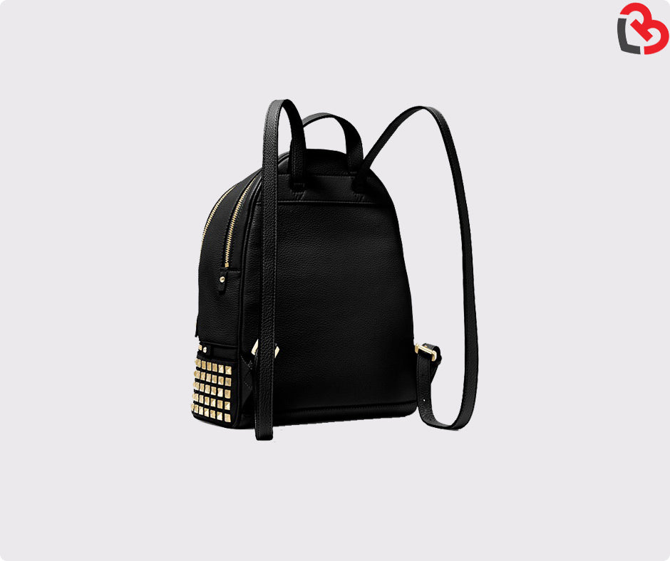 a0dcafda032 Michael Kors Rhea Medium Studded Leather Backpack | Lovebite MY
