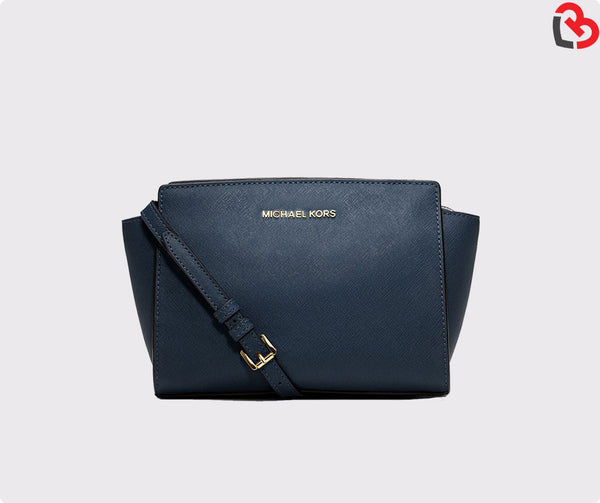 MICHAEL KORS Selma Medium Messenger Bag