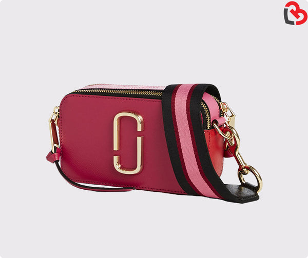Marc Jacobs Snapshot Camera Bag Hibiscus Multi