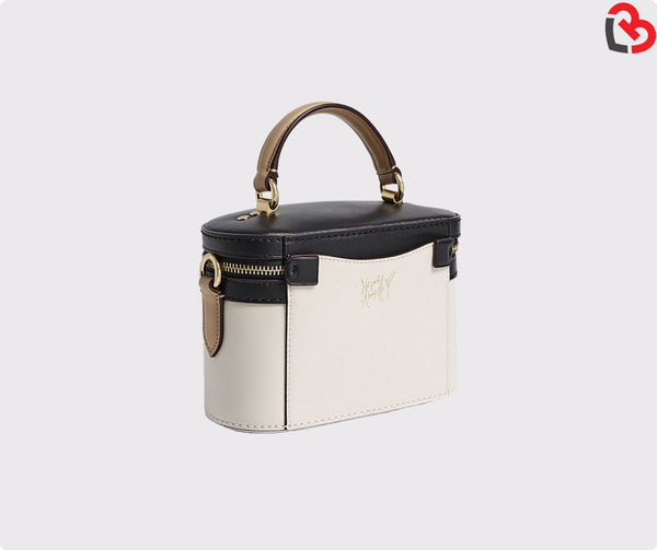 Coach Selena x Coach Trail Bag in colourblock